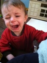 race crying